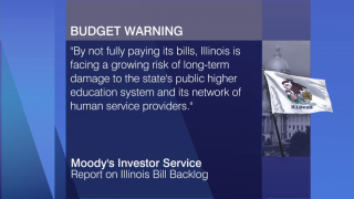 Moody's Predicts Doom If Illinois Doesn't Pass Budget Soon