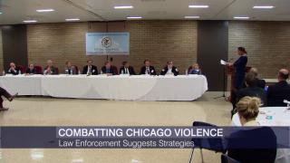 Summit on Violence Addresses Kids' Sense of Hopelessness