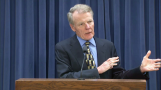 Michael Madigan Faces Primary Challenger Jason Gonzales
