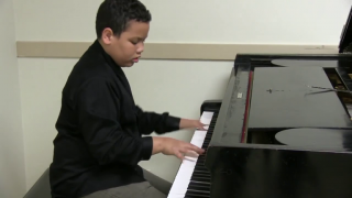 Local Piano Prodigy Takes His Artistry Around the World