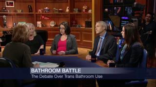 Debate on Transgender Access to Public Restrooms Heats Up