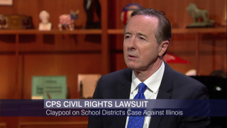 Forrest Claypool on Civil Rights Lawsuit Against State