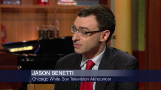 New White Sox Announcer Calling Games for His Childhood Team
