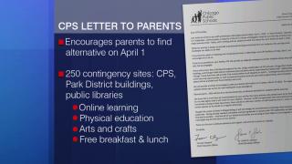 CPS Scrambles to Prepare for April 1 Teacher Walkout