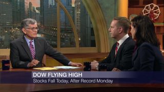 September Rate Hike by Fed Knocks Stocks off Record High