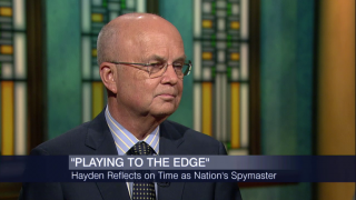 Ex-CIA, NSA Head Michael Hayden Reflects on Time at Agencies