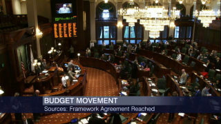 Higher Taxes, Big Cuts in Illinois Budget Proposal