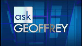July 2, 2014 - Ask Geoffrey: 7/2