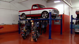Restoring Classic Cars is Driving Force for Better Futures
