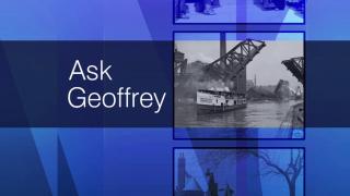 Ask Geoffrey: Nov. 11