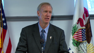 Gov. Rauner: Reduce Number of Local Governments