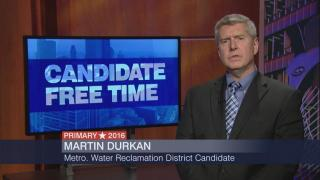 Candidate Free Time: Martin Durkan