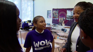 Mentoring Program at Chicago Schools Expands to Girls