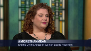#MoreThanMean Highlights Online Abuse Women Face
