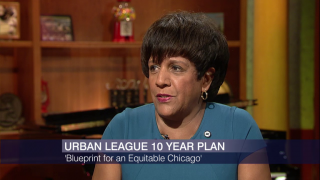 Urban League President Shari Runner Breaks Down 10-Year Plan