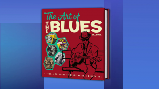 New Book a Visual Treasury of the Golden Age of Blues