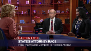 October Forum: Cook County State's Attorney Candidates