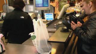 April 24, 2014 - Push for Plastic Bag Ban Advances