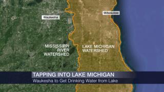 Unanimous Vote Gives Waukesha Access to Lake Michigan Water