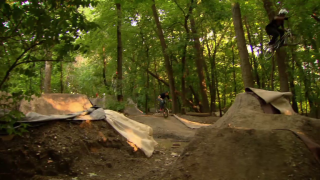 August 14, 2014 - Exploring Chicago's Dirt Jumps