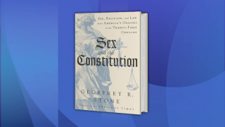 Chicago Scholar Tackles 'Sex and the Constitution'