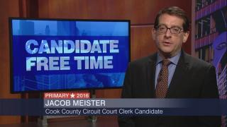 Candidate Free Time: Jacob Meister
