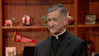 Archbishop Cupich on Pope Francis and the Synod