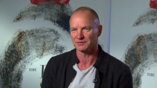 "March 3, 2014 - Sting on ""The Last Ship"""
