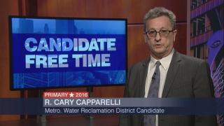 Candidate Free Time: R. Cary Capparelli