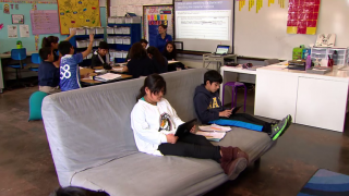 Transforming the Classroom to Personalize Learning