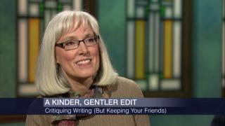 A Kinder, Gentler Edit:Carol Fisher Saller Shares Edit Tips
