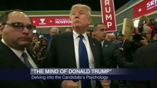 Local Psychology Professor Asks, What Makes Trump Tick?