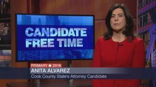 Candidate Free Time: Anita Alvarez