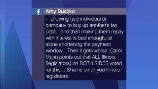 Viewer Feedback: 'Shame on All You Illinois Legislators'