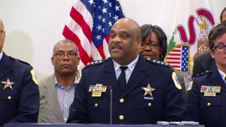 Chicago Police Department to Boost Force by 1,000