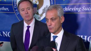 Mayor Emanuel: Teachers Strike Avoidable