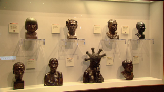 'Races of Mankind' Sculptures Tell New Stories