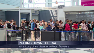 Long Lines, Missed Flights: Inspecting TSA's Airport Crisis