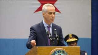 Emanuel: Gun Violence is 'Not Beyond Our Ability to Solve'