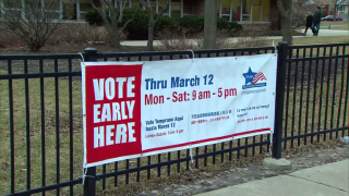 Early Voting Soars in Madigan Vs. Gonzales Race