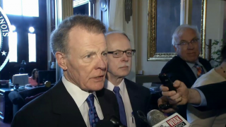 Governor, Republicans Slam Democratic Budget Proposal