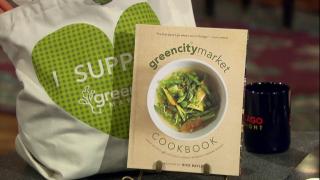 July 14, 2014 - Fresh Recipes from Green City Market