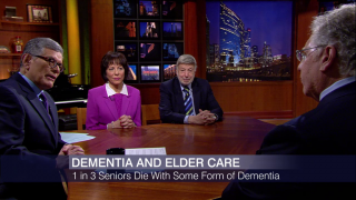 For Caregivers, Dealing with Dementia Can Be Tough Reality