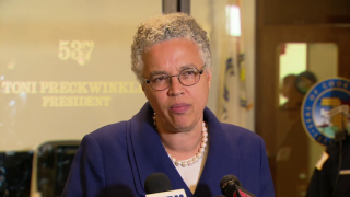 July 15, 2014 - Poll Shows Re-election Trouble for Emanuel