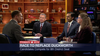 Illinois' 8th Congressional District Candidates