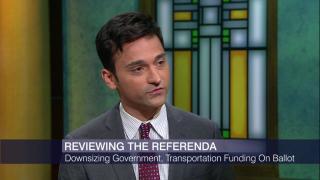 Referenda on Transportation Funding, Gov't Merger on Ballot