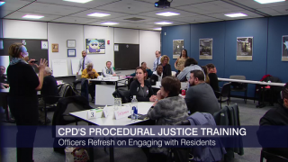 Police Department Ramps Up Training for 'Police Legitimacy'
