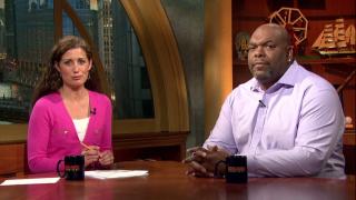 May 12, 2014 - James 'Big Cat' Williams Talks NFL Draft