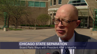 CSU Parting with President After Only 9 Months