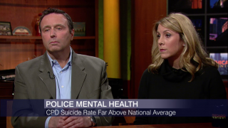 How CPD Can Address Suicide Rate Among Officers